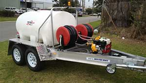 Custom & Commercial<br>Trailers
